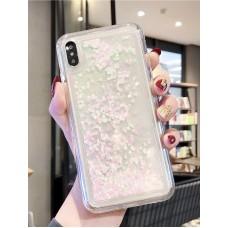 Чехол пересыпка для Huawei Y6 (2019) белый