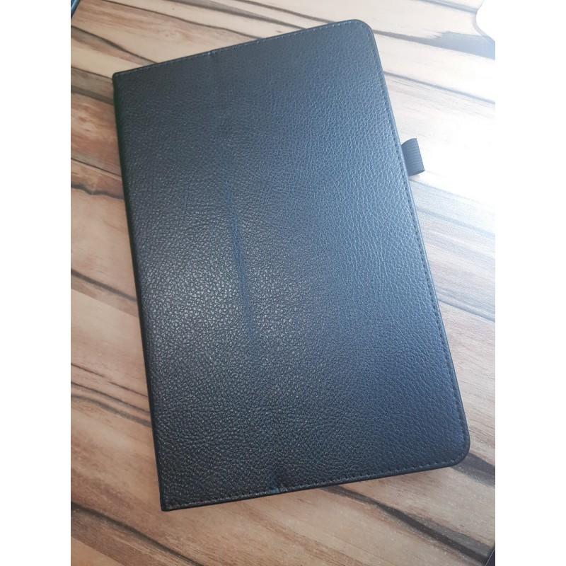"""Чехол для планшета Кожзам 8"""" Lenovo Tab 4, черный"""