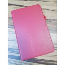 Чехол для планшета Кожзам Huawei MediaPad T3  8.0, красный