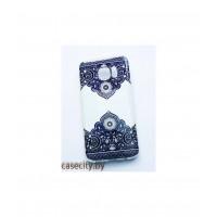 Чехол -накладка для Samsung Galaxy S7 G930f силикон со стразами