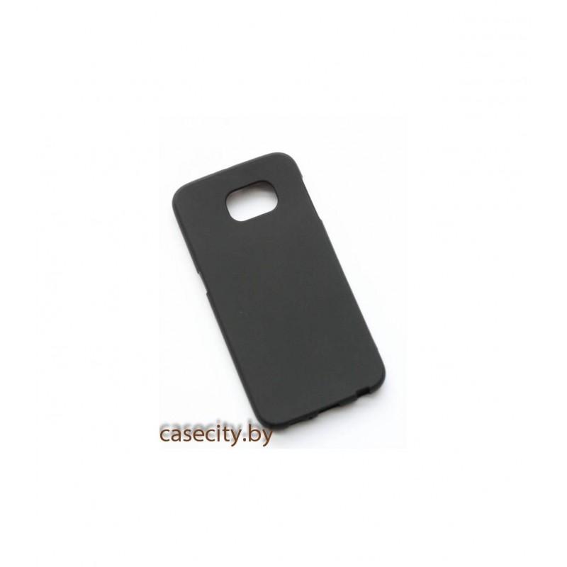 Чехол-накладка для Samsung Galaxy  S6 G920  силикон жесткий