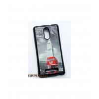Чехол накладка для Xiaomi Redmi Note 3 силикон с 3 d эффектом