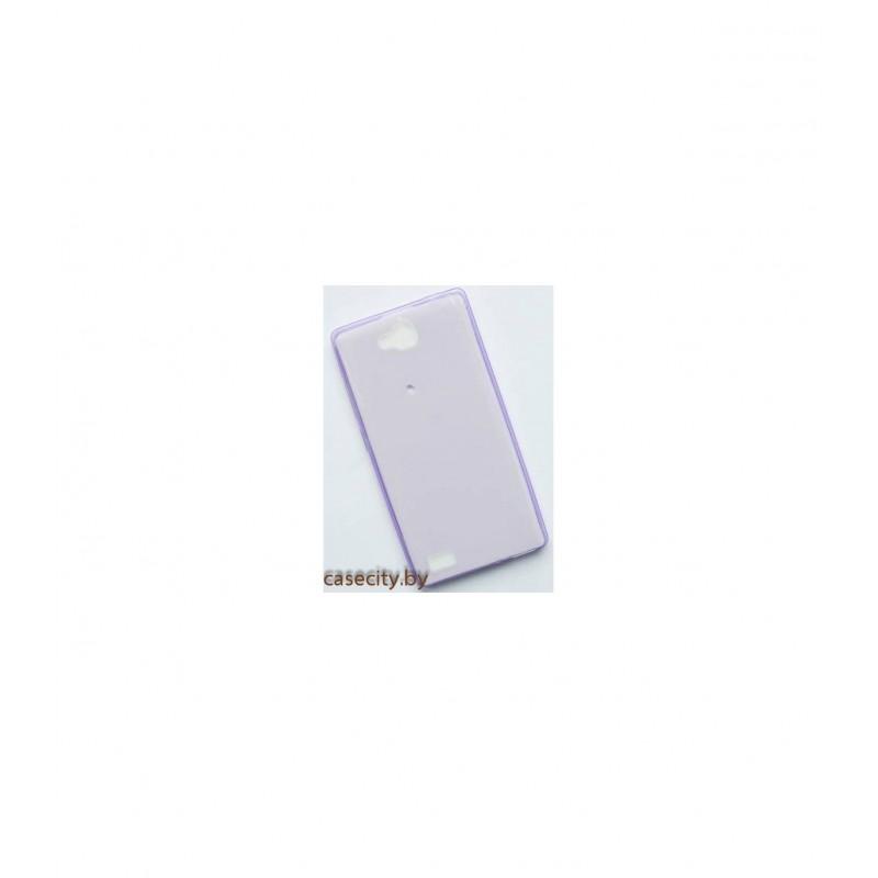 Чехол-накладка силиконовый для  Huawei Honor 3C (H30-T00)