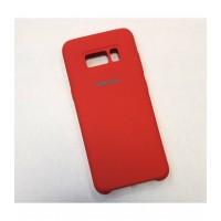 Чехол -накладка для Samsung Galaxy S8 пластик под оригинал