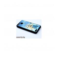 Чехол накладка для Huawei GR3 / Enjoy 5S с рисунком и 3д эффектом
