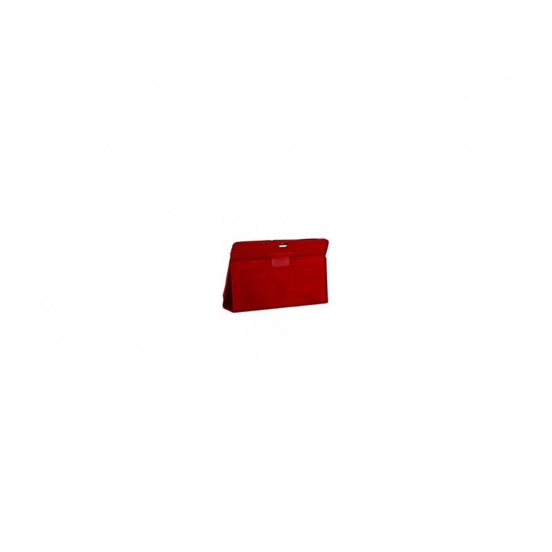 Чехол-книга из экокожи для планшета Asus MemoPad ME176