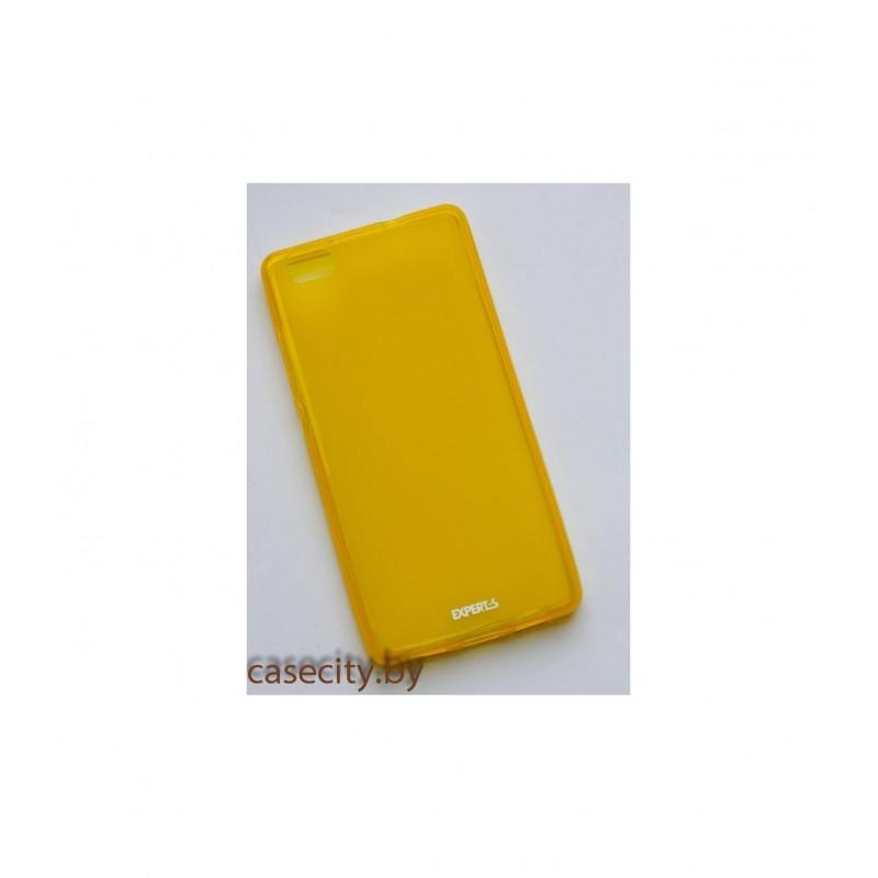 Чехол-накладка для Huawei Ascend P8 Lite силикон