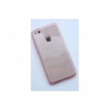 Чехол для Huawei P10 lite накладка силикон с мерцанием