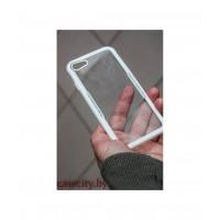 Чехол для iPhone iPhone 8 накладка прозрачная Nice Case