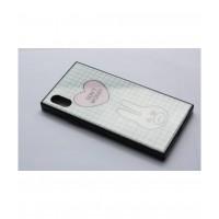 Чехол для iPhone X накладка силикон плотный