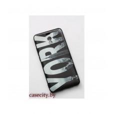 Чехол для MEIZU M6 Note накладка силикон с картинками