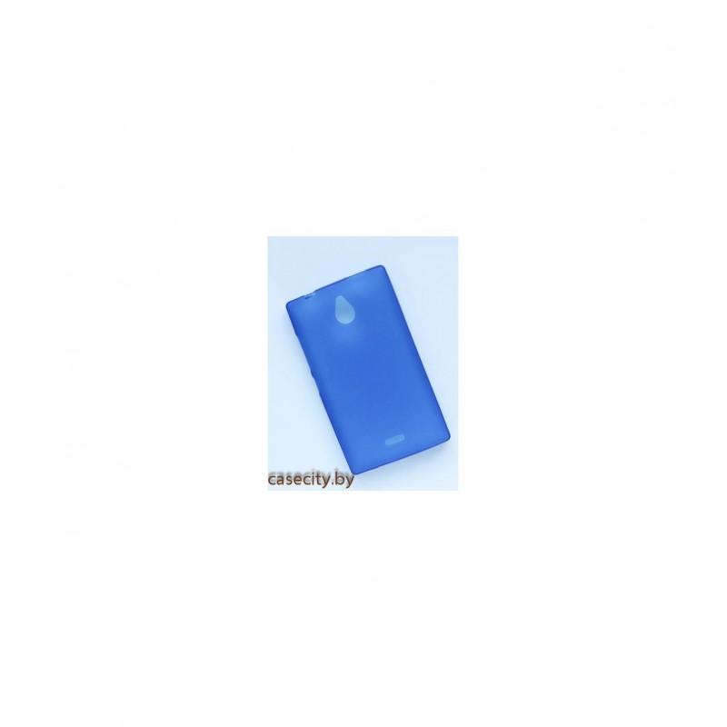 Чехол-накладка силиконовый для Nokia X2