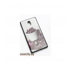 Чехол-накладка для Nokia 3 силикон с принтами