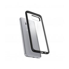 Чехол для Samsung Galaxy S8+Plus Spigen Case Ultra Hybrid Jet Black накладка