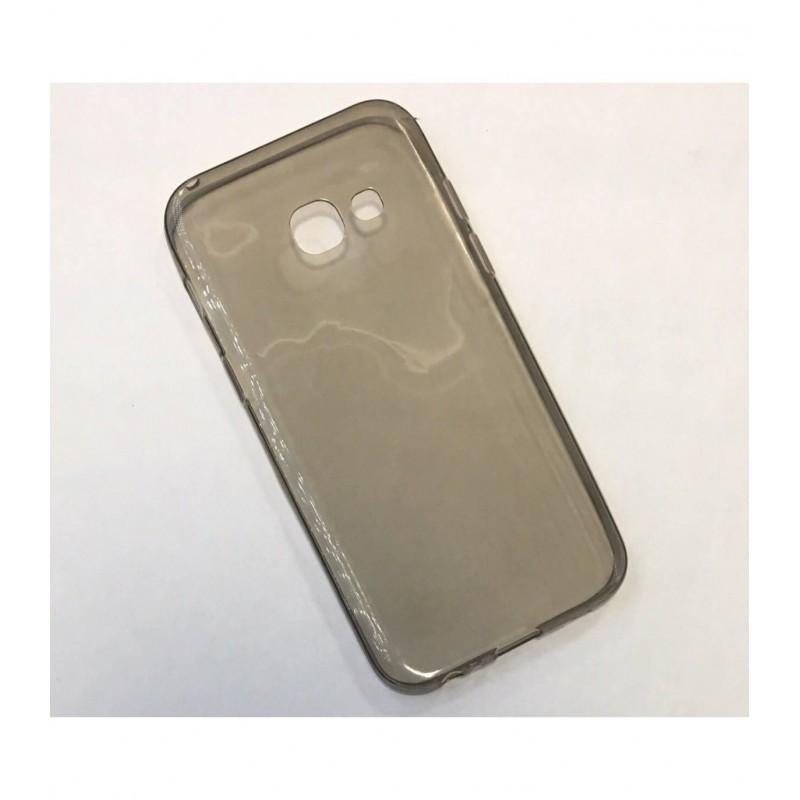 Чехол -накладка для Samsung Galaxy A3 (2017) A320F силикон ультратонкий