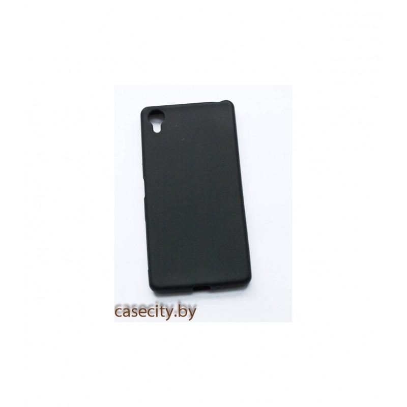 Чехол-накладка для Sony Xperia X силикон