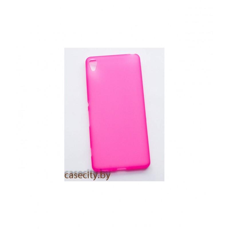 Чехол-накладка для Sony Xperia XA силикон