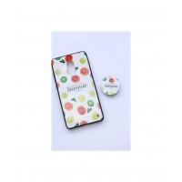 Чехол для Xiaomi Redmi Note 4/Note 4x накладка с pop socket summer