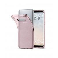 Чехол для Samsung Galaxy S8 Spigen Case Liquid Crystal Glitter накладка