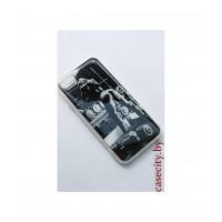 Чехол для iPhone 7/iPhone 8 силикон Fashion рисунки вид 2