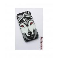 Чехол для  iPhone 8  Luxo волк