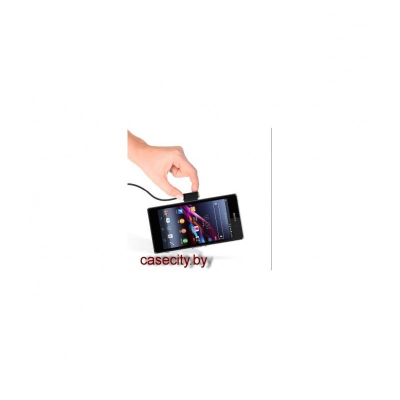 Магнитный кабель USB Magnetic Charging Cable для Sony Xperia (для зарядки) КОПИЯ оригинала