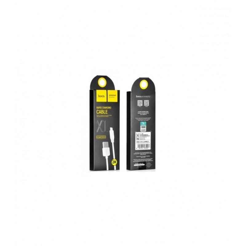 Кабель Hoco X1 Rapid для iPhone 2м