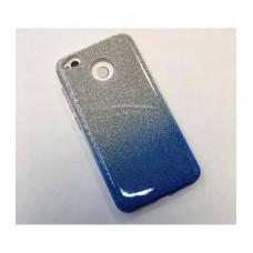 Чехол-накладка для Xiaomi Redmi 4X силикон с градиентом