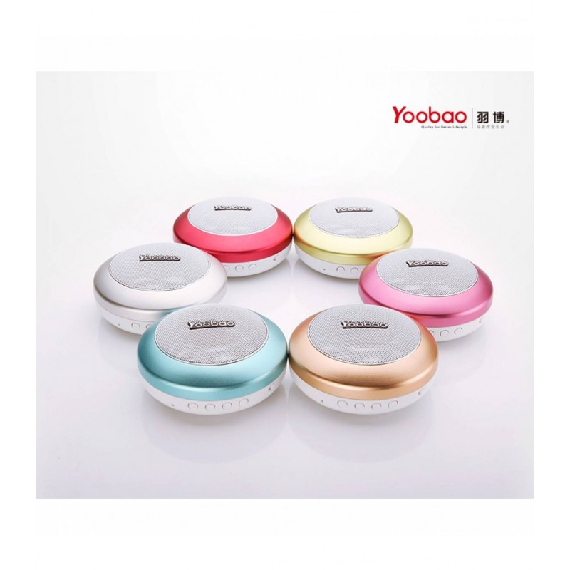 Портативные колонки Corneta Speaker Mini Bluetooth Yoobao YBL 201