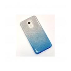 Чехол для Huawei Y7 силикон накладка с градиентом