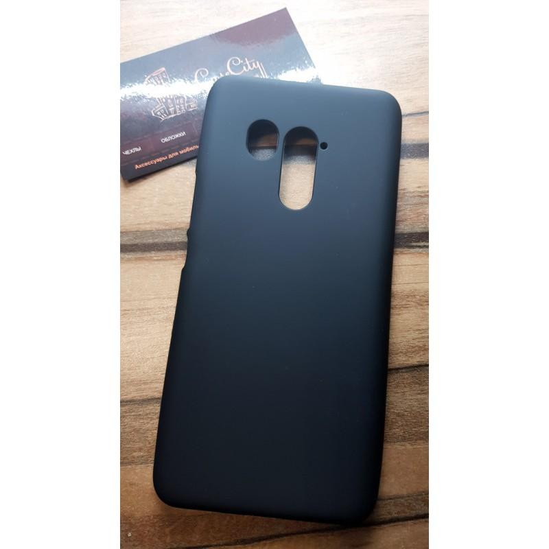 Силиконовый чехол EXPERTS для HTC U11+ черный