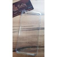 Силиконовый чехол Hoco для Apple iPhone 7 прозрачный!
