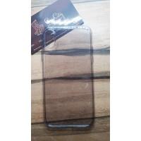 Силиконовый чехол Hoco для Apple iPhone X тонированный
