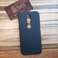 Силиконовый чехол EXPERTS для Nokia 4.2 2019 черный