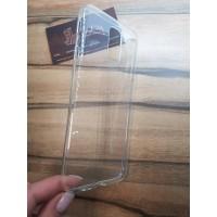 Силиконовый чехол EXPERTS для Samsung Galaxy A6+ (2018) прозрачный