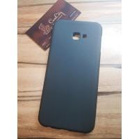 Силиконовый чехол EXPERTS для Samsung Galaxy J4 Plus (J415) черный