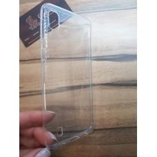 Силиконовый чехол EXPERTS для Samsung Galaxy M30 прозрачный