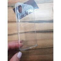 Силиконовый чехол EXPERTS для Samsung Galaxy A70 прозрачный