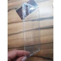 Силиконовый чехол EXPERTS для Samsung Galaxy A50 прозрачный