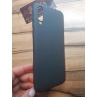 Силиконовый чехол EXPERTS для Samsung Galaxy A50 черный