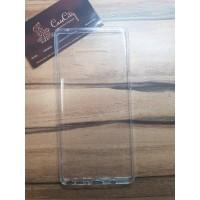 Силиконовый чехол EXPERTS для Samsung Galaxy Note 9 N960 прозрачный