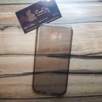 Силиконовый чехол EXPERTS для Samsung Galaxy A7 (2017) A720 прозрачный