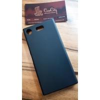 Силиконовый чехол EXPERTS для Sony Xperia XZ1 Compact черный