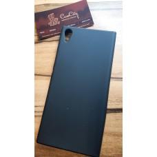 Силиконовый чехол EXPERTS для Sony Xperia XA1 Ultra черный