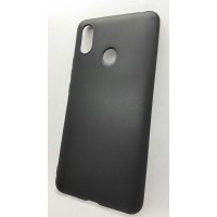 Силиконовый чехол EXPERTS для Xiaomi Mi Max 3 черный