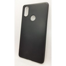 Силиконовый чехол EXPERTS для Xiaomi Mi 8 SE черный
