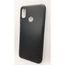 Силиконовый чехол EXPERTS для Xiaomi Mi 8 черный
