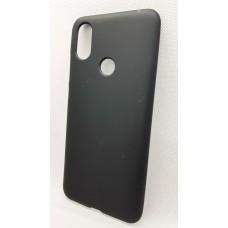 Силиконовый чехол EXPERTS для Xiaomi Mi A2 (Mi 6X) черный
