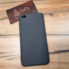 Силиконовый чехол EXPERTS для Xiaomi Mi 8 lite, черный
