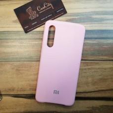 Чехол Silicone case для Samsung Galaxy A10, розовый